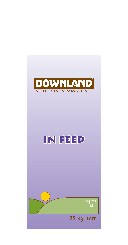 Downland Infeed Semi-Intensive Beef - DownlandDownland