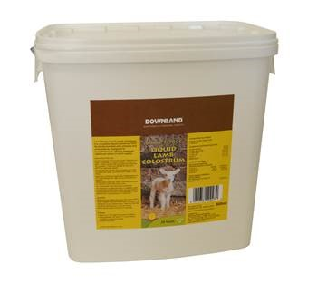 Liquid Colostrum