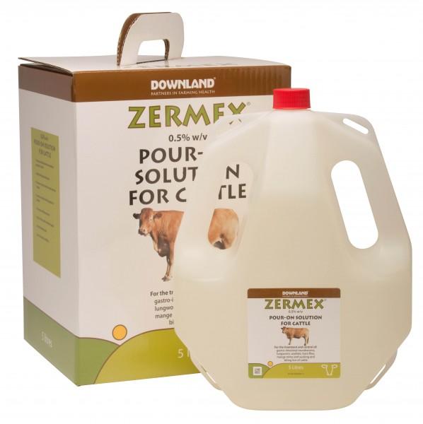 Zermex-Cattle-Pour-On-5l-box-and-bottle