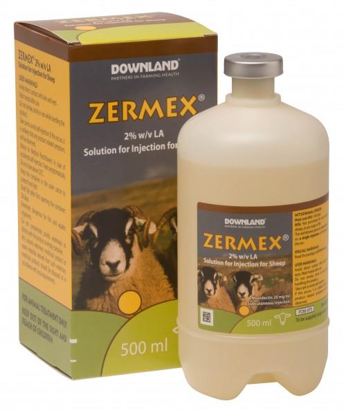 Zermex-LA-Sheep-Inj-500ml-box-and-bottle