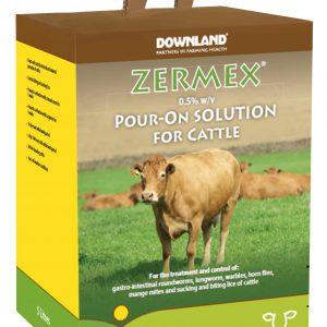 Zermex Cattle Pour-On