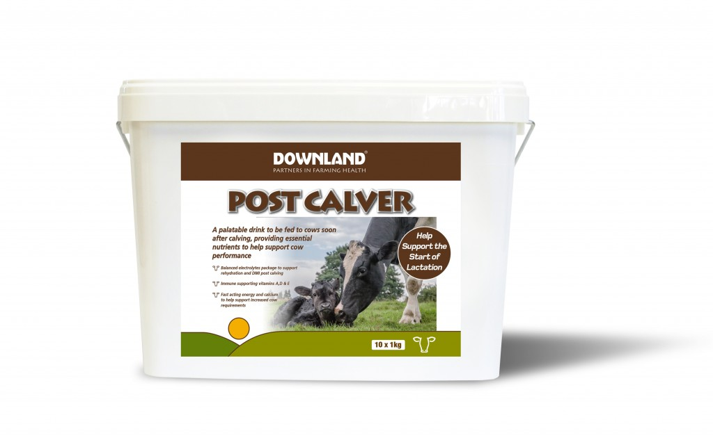 Downland Post Calver_front shot