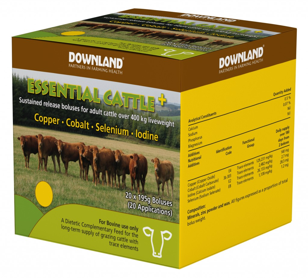 DL Essential Cattle +