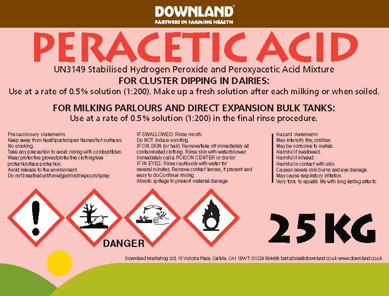Peracid - DownlandDownland