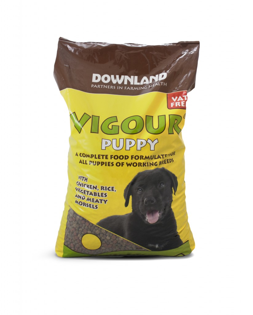 KD2210 -Vigour Puppy Dog Food 10kg Bag-HR
