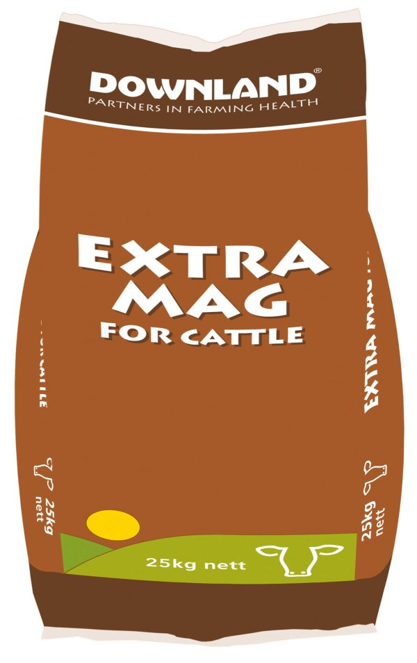 Quality Mineral Extra Mag Cattle